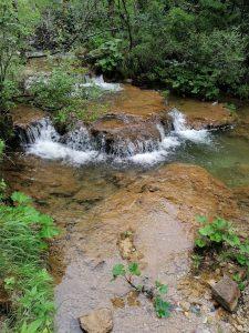 """NP """"Plitvička jezera"""", slapovi (2)"""