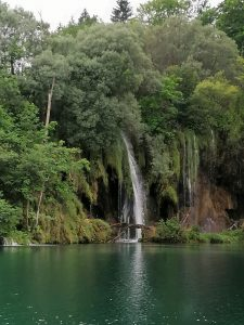 """NP """"Plitvička jezera"""", slapovi (6)"""