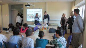 Donacija tvrtke Marodi i KTC-a - korisnici i gosti