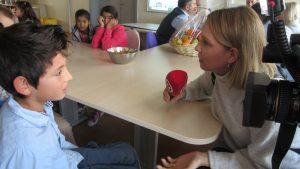 Donacija tvrtke Marodi i KTC-a - korisnik daje intervju