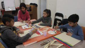 Sudjelovanje korisnika na Zimskoj likovnoj koloniji – Zilik u Karlovcu - oslikavanje platnenih torbi