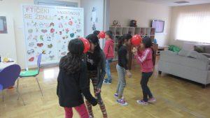Valentinovo - ples korisnika s balonima