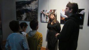 osjet Gradskom muzeju Koprivnica - korisnici na izložbi Folklornog ansambla Lado (5)