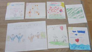 Sudjelovanje u istraživanju UNICEF-a Participacija ranjivih skupina djece - radovi korisnika