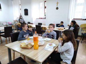 Blagdanski ručak - akcija tvrtke Kaufland