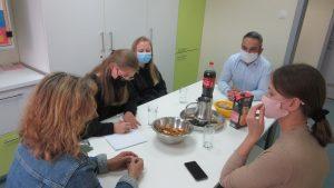 Seminarski posjet studentica Edukacijsko-rehabilitacijskog fakulteta - predstavljanje stručnog rada