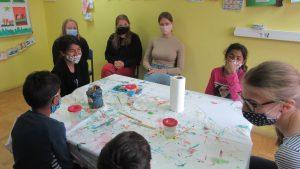 Seminarski posjet studentica Edukacijsko-rehabilitacijskog fakulteta - sudjelovanje u radionici